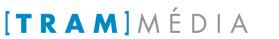 TRAM M?DIA inc Logo